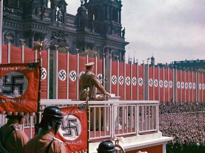 Adolf Hitler em Lustgarten