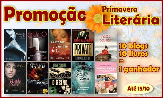 promoção literária