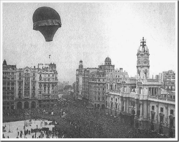1944 el globo de milá