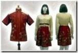dress batik keren