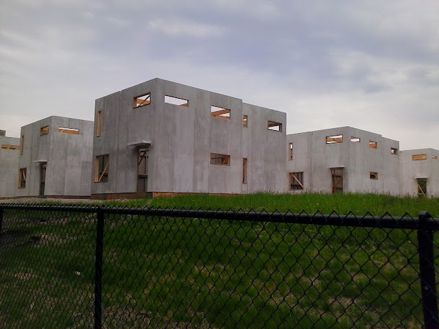 I'm Not Drunk Enough For This: Divergent - Abnegation Housing