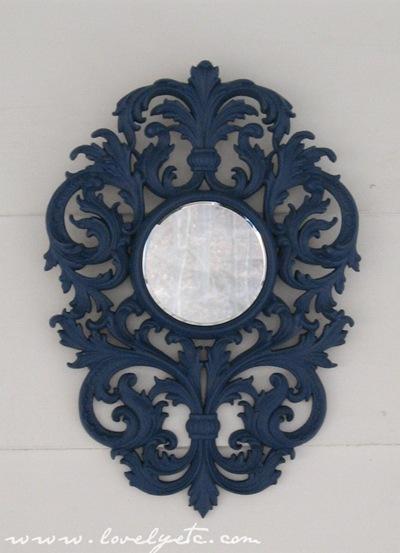 napoleonic blue mirror 1