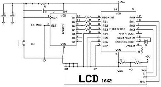 design and fabrication of fare meter using microcontroller power rh protorit blogspot com hale taxi meter wiring diagram Meter Connection Diagram