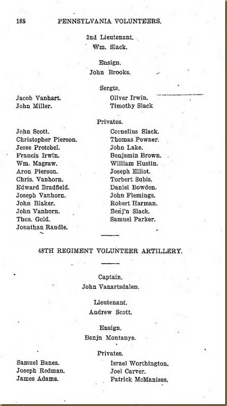 Francis Irwin Series 6 Volume VII Page 188