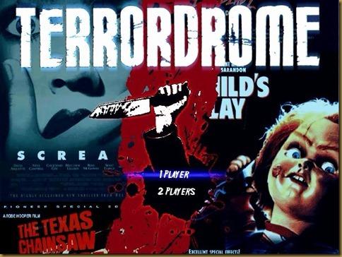 terrordrome タイトル