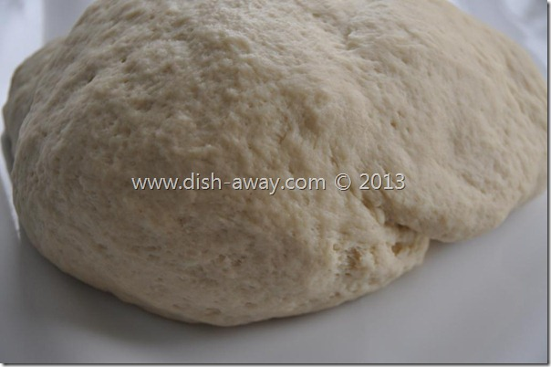 Tips for preparing Yeast dough by www.dish-away.com