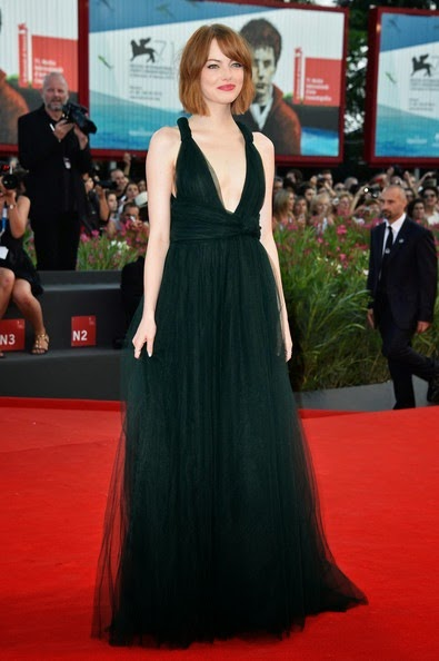 Emma Stone Opening Ceremony 71st Venice Film