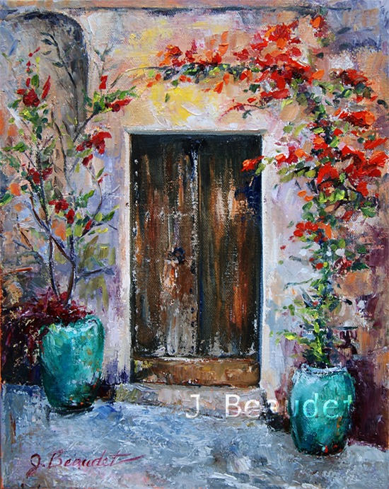 Tuscany Door A Warm Welcome