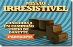 Danette Missao Irresistivel