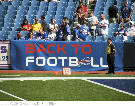 'Back to Football in Buffalo' photo (c) 2012, Matthew D. Britt - license: http://creativecommons.org/licenses/by/2.0/