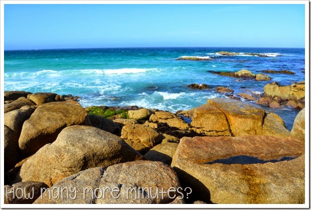 How Many More Minutes? ~ Bay of Fires, Tasmania: part three!