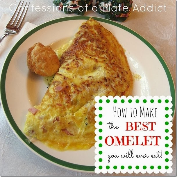 CONFESSIONS OF A PLATE ADDICT Best Omelet Ever!