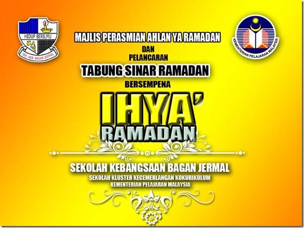 Ihya' Ramadan
