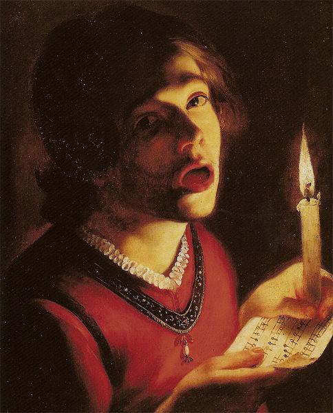 484px Trophime Bigot Singer Candle