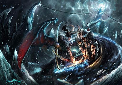 world of warcraft wallpaper alliance. World of Warcraft - WoW Gold