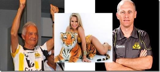Tigre e Orleans