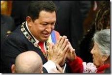 Chávez enfermo
