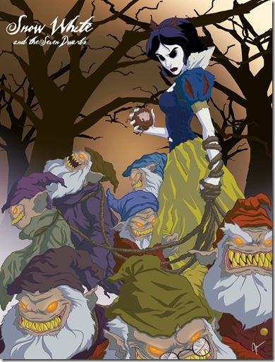 Blancanieves,Schneewittchen,Snow White and the Seven Dwarfs (60)