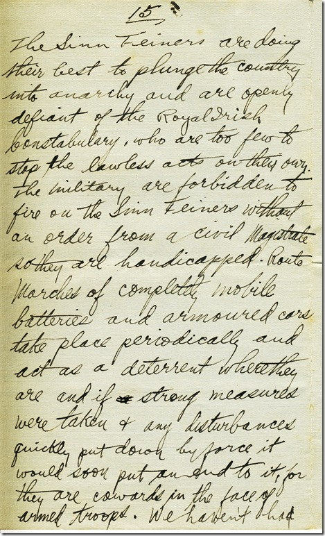 23 Feb 1918 15
