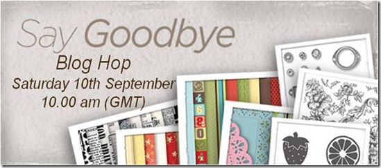 Goodbye Blog Hop Button