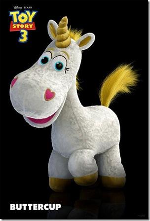 desenho animado filme toy story unicornio anticristo - priscila e maxwell palheta