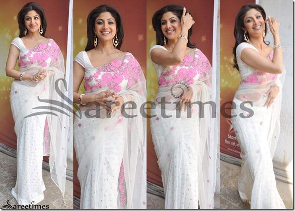 Shilpa_Shetty_Nandita_Mahtani_Saree