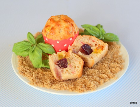 Treasure Muffins
