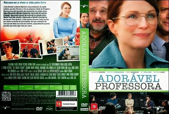 Adorável Professora - Capa Filme DVD