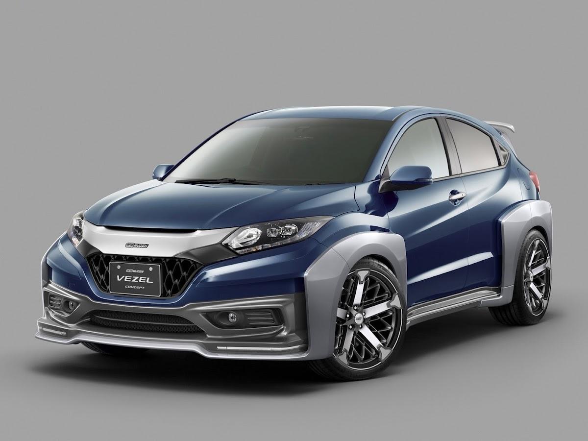 Description suzuki alto turbo rs concept front right 2015 tokyo auto - Mugen Goes Extra Wild With New Vezel Concept At Tokyo Auto Salon