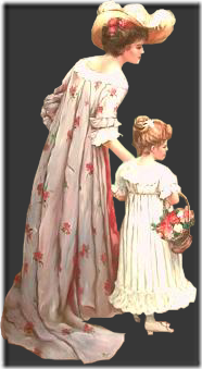 madre con bebe vintage (11)