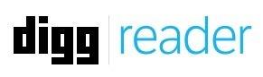 Importar marcadores de Google Reader - logo Digg Reader
