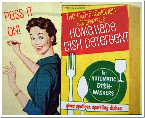 OFHW dish detergent
