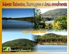 Mt. Redondo - Barragem e area envolvente