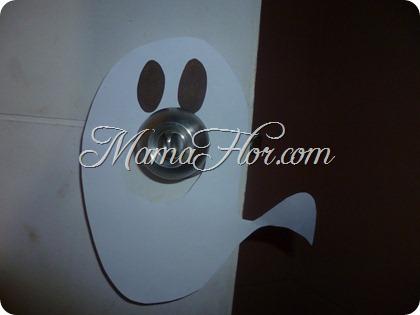 Fantasma puerta de: Fieltro