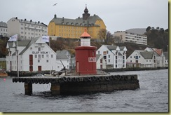 Alesund Lighthouse Hotel and School