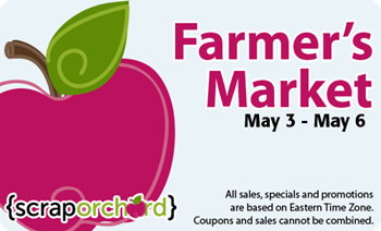 farmer's market scrap orchard