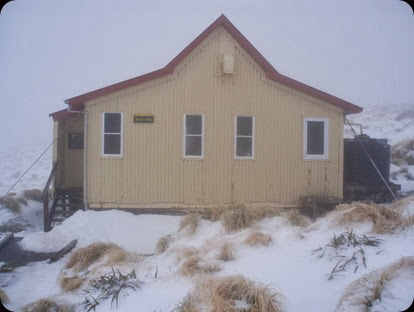 """Old"" Kime Hut (5 June 2009)"