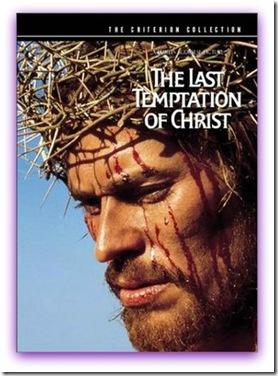 Imagem do Filme A Última Tentação de Cristo, com Willem Dafoe