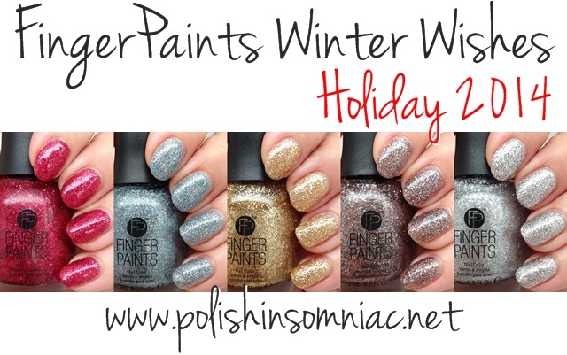 FingerPaints Winter Wishes (Holiday 2014)