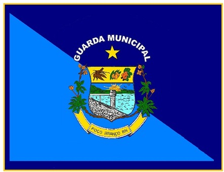 BANDEIRA GUARDA MUNICIPAL