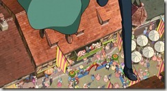 Howls Moving Castle Air Walk 2