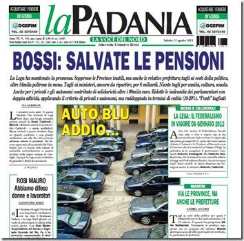 La Padania (clicca per ingrandire)