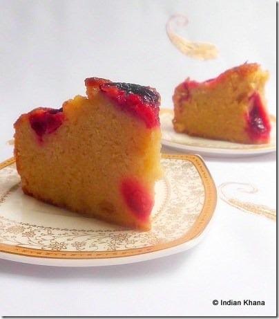 Plum Cake recipe2
