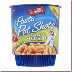 Batchelors Pasta Pot Shots