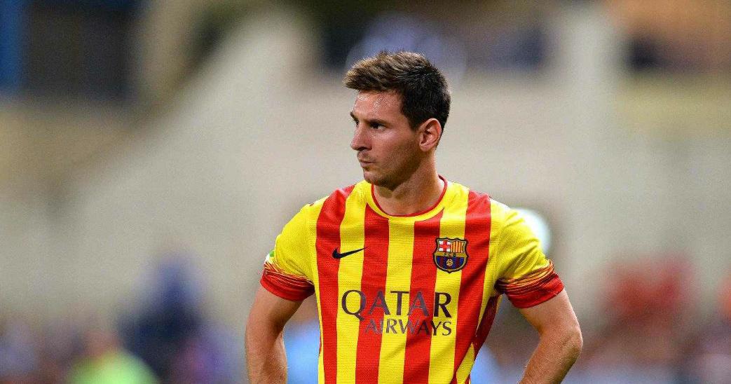 """""""Messi esta de Regreso&quot"""