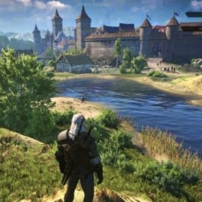 Möchten Sie 35 Minuten The Witcher 3: Wild Hunt Gameplay sehen?