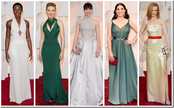 Premios Oscar Alfombra Roja 2015 06 Scarlett Johansson