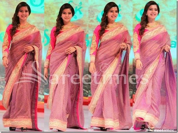 Samantha_Pink_Shilpakala_Saree(1)