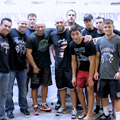 Dragon's Den MMA Training Seminar