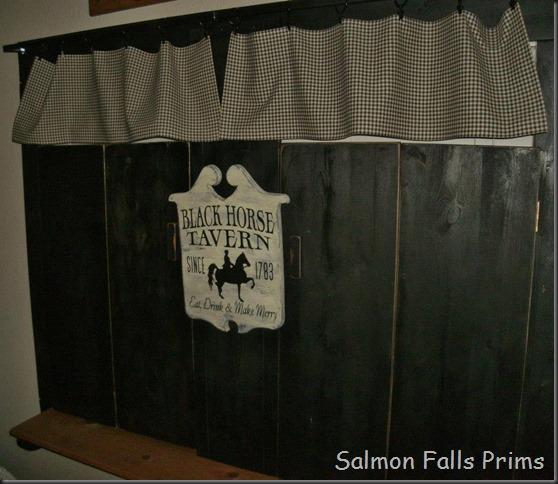 horse tavern sign